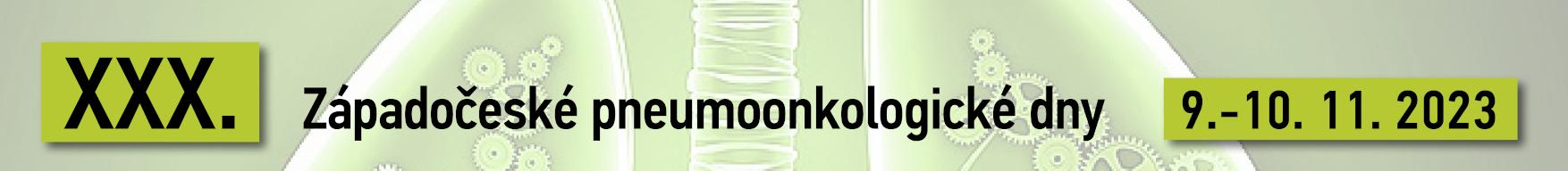 XXVIII. Západočeské pneumoonkologické dny